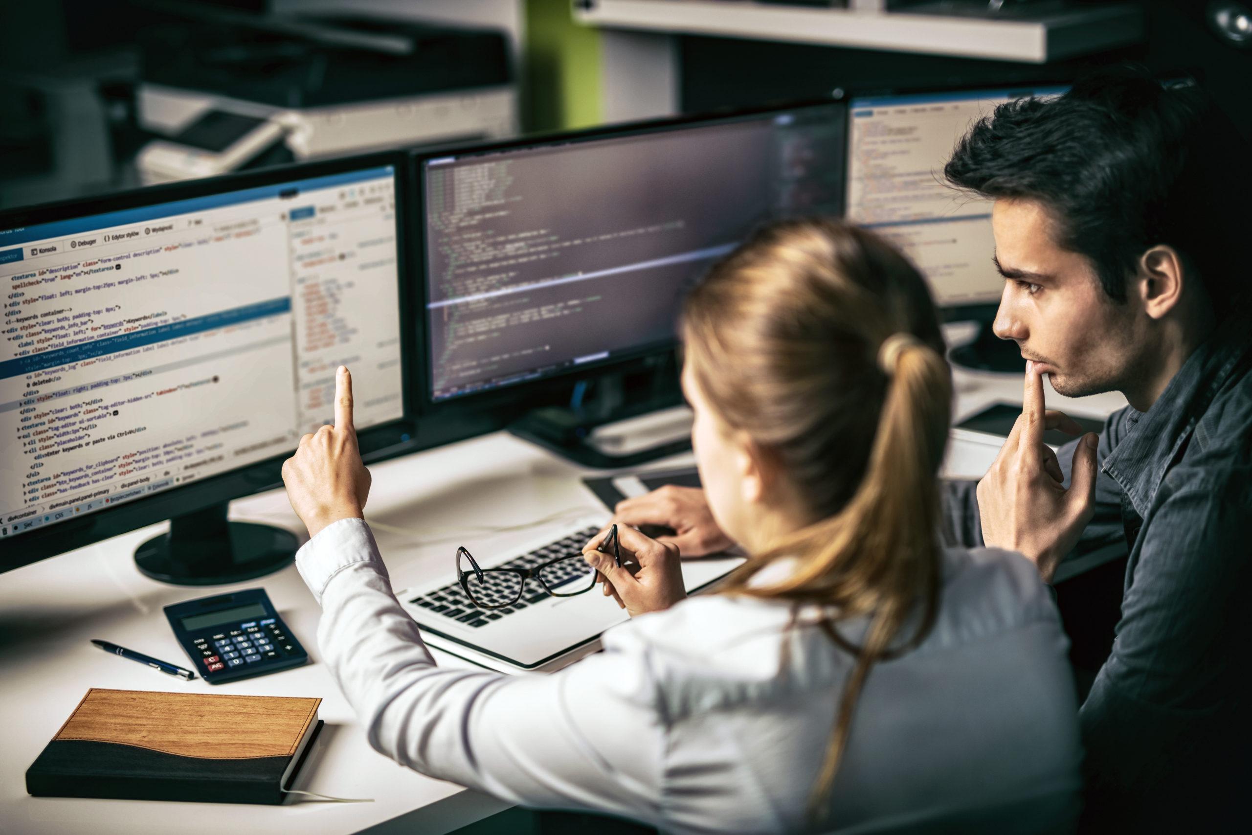 Impiegati e programmatori
