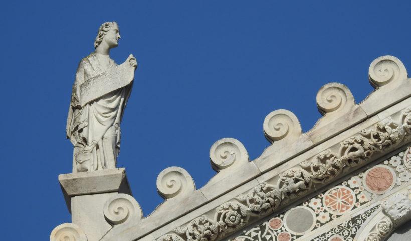 Duomo di Pisa particolare