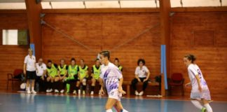 Ferrandi del Futsal Florentina