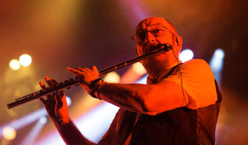 IAN ANDERSON JETHRO TULL Live best Latam Windsor pic