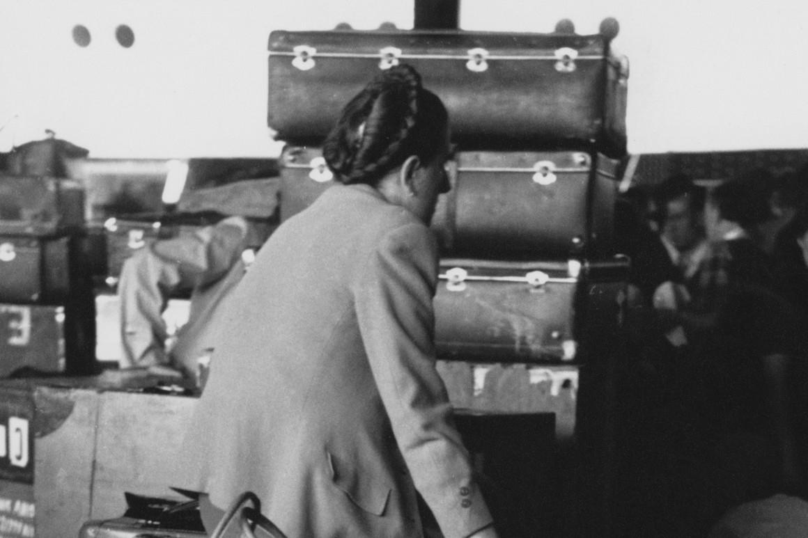 Ellis Island Arrivals