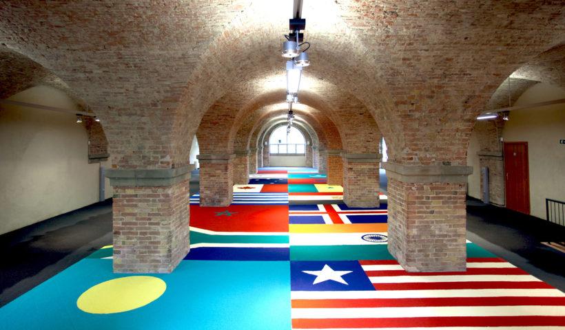 Vittorio Corsini installazione