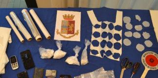 Sequestro di cocaina