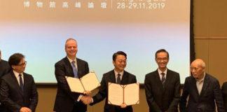 Uffizi hong kong firma accordo