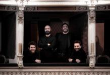 call quartet by adriano farina