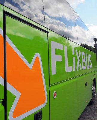 FlixBus da 4 anni a Prato e da Prato