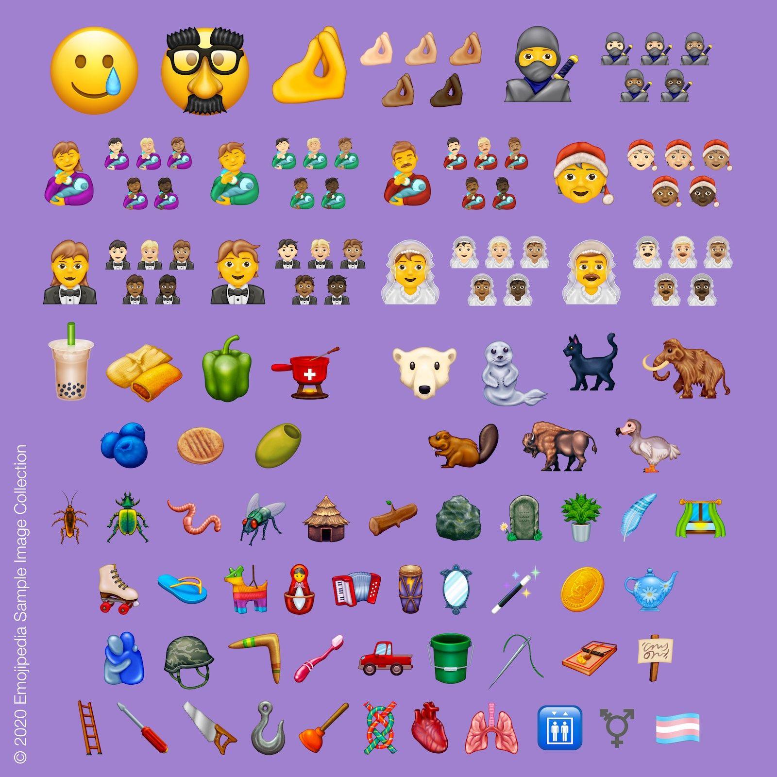 Emoji 2020, le 117 nuove faccine approvate da Unicode in arrivo su whatsapp