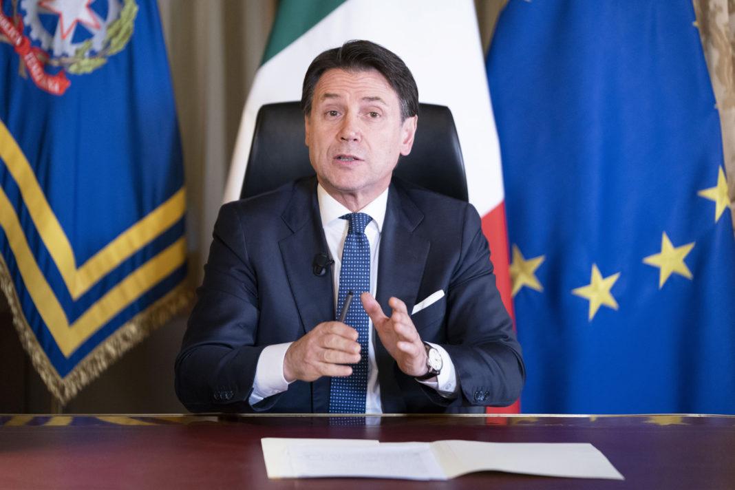 Giuseppe Conte 11 marzo 2020