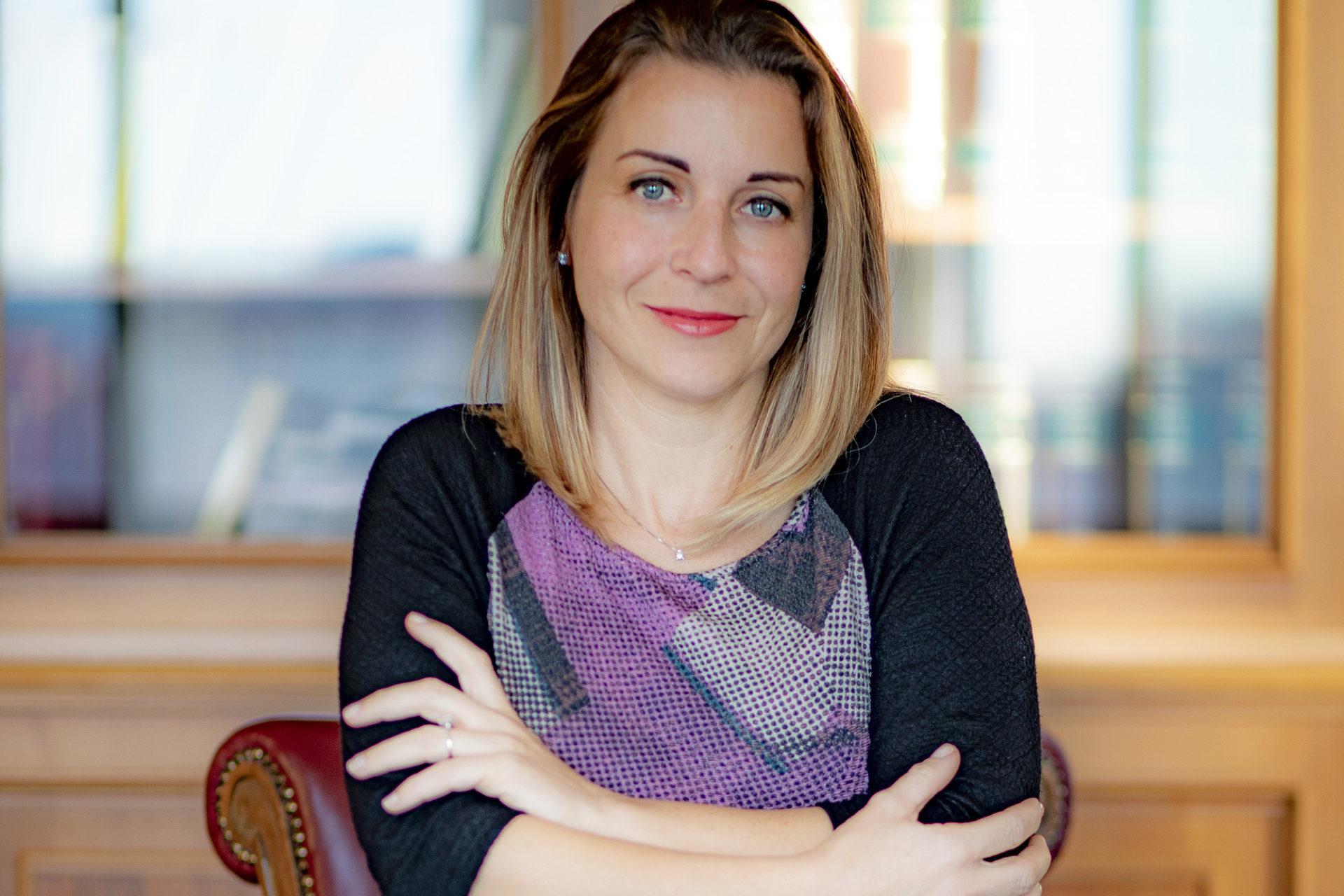Irene Galletti candidata M5s