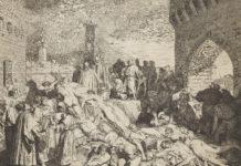 La peste del 1348 a Firenze descritta da Giovanni Boccaccio