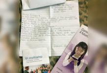 Letterine dei testimoni di Geova