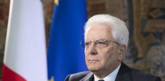 Sergio Mattarella dichiarazione Coronavirus