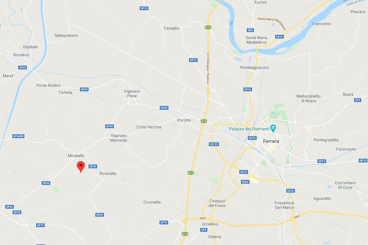 Terremoto Ferrara
