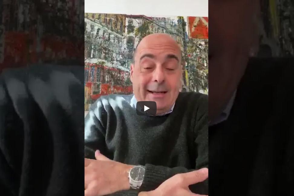Video Zingaretti