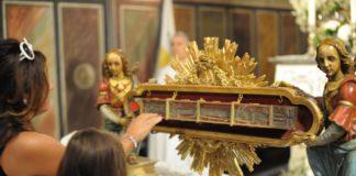 Il sacro cingolo conservato nel duomo di Prato