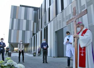 Giovanni Nerbini via crucis ospedale Prato