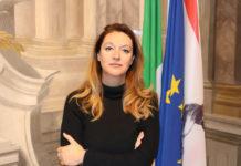 La consigliera regionale Ilaria Bugetti
