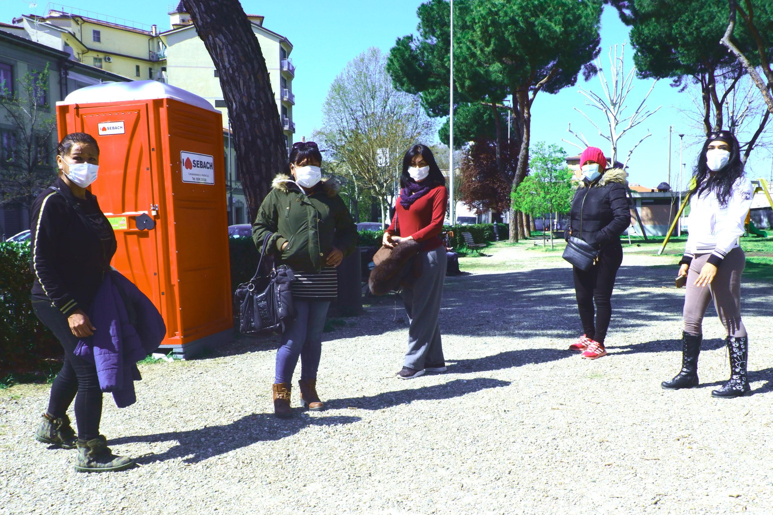Trans a Firenze