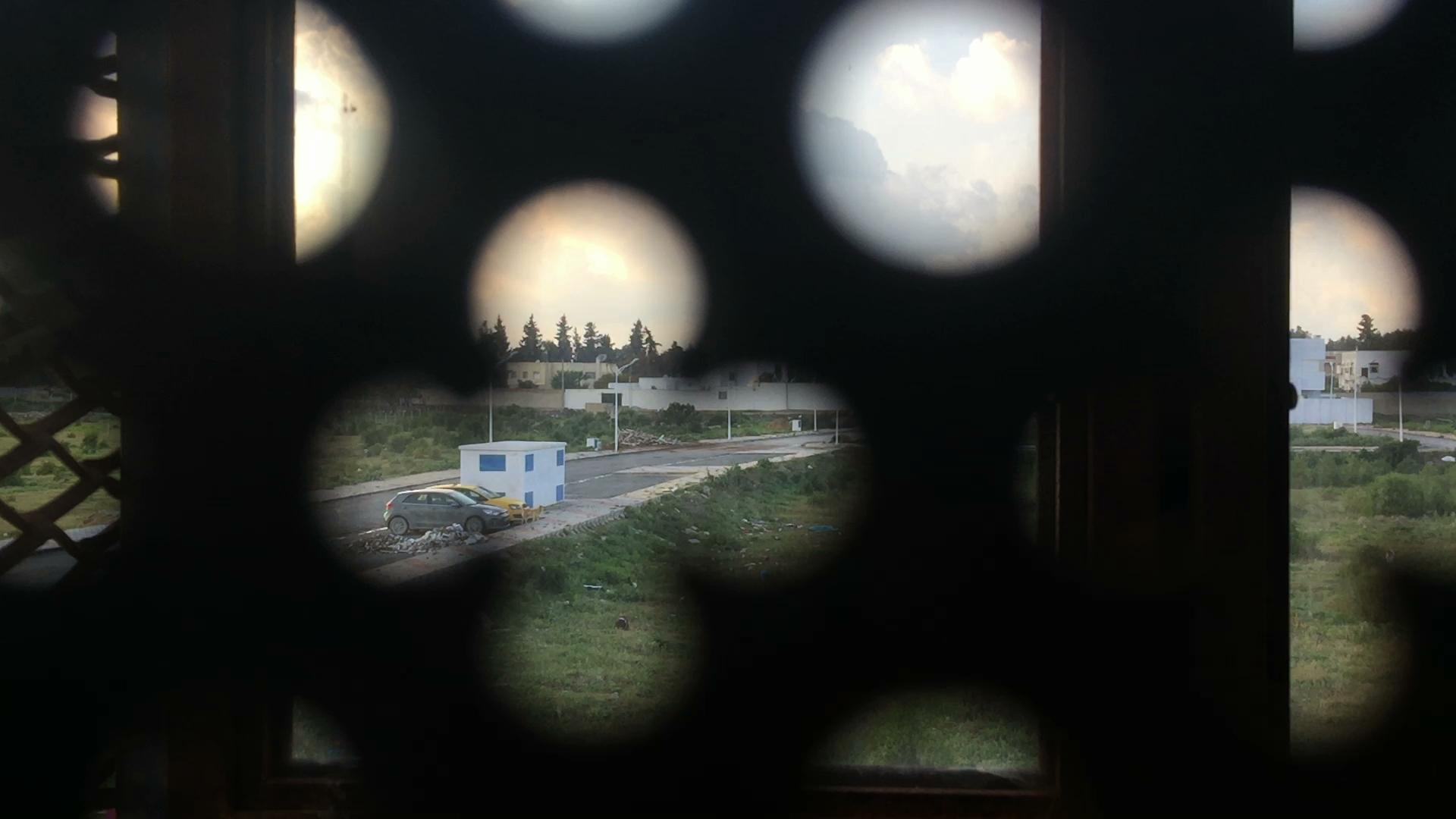 finestra di Mouna Jemal Siala Tunisia