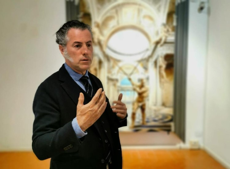 Ignacio Goitia a Roma
