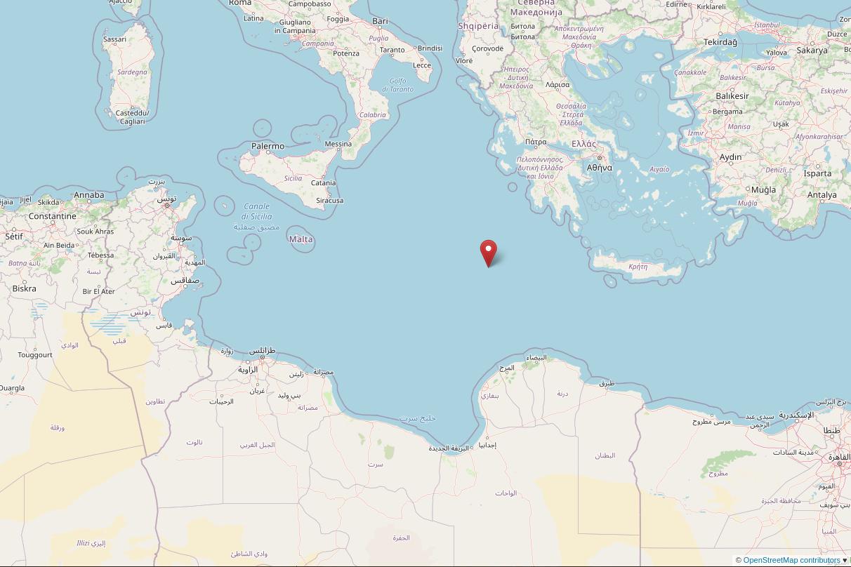 Terremoto mediterraneo occidentale del 20 maggio 2020