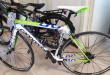 Biciclette di lusso rubate