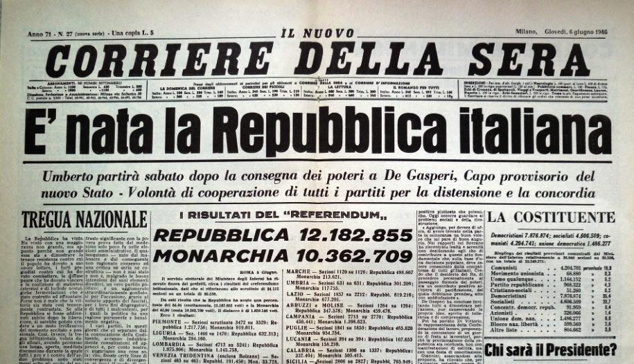 Questa immagine ha l'attributo alt vuoto; il nome del file è Corriere_repubblica_1946-1.jpg