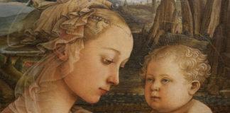 Madonna con Bambino di Filippo Lippi