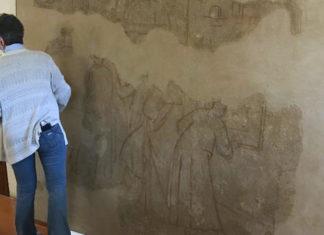 Sinopia affreschi Datini