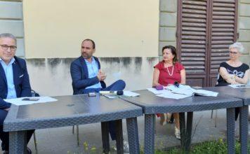 Conferenza stampa a Montemurlo