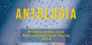 Copertina antologia Raccontami una storia