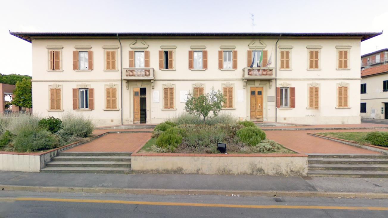 Il municipio di Montemurlo