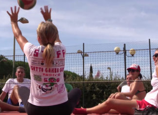 Sottogamba Sitting Volley