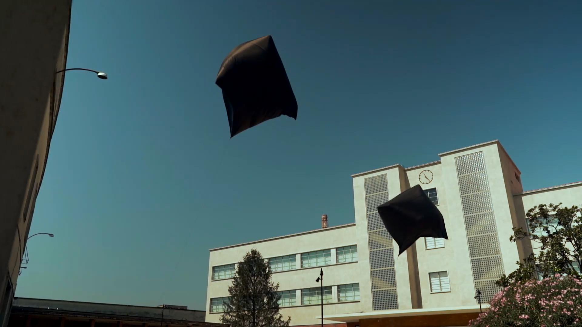 Aerocene - le sculture in volo a Firenze di Tomas Saraceno