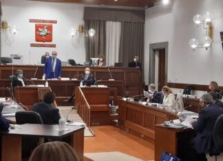 Giani vara la nuova giunta in consiglio regionale