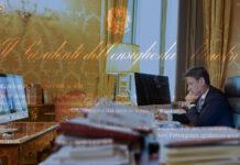Giuseppe Conte decreto 13 ottobre Dpcm
