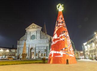 Albero di Natale di Domenico Bianchi