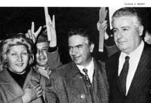 Marinella Senatore e Arturo Galansino