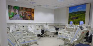 Centro Covid Pegaso Prato - ospedale