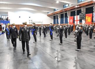Giuramento accademia navale di Livorno
