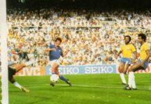 Paolo Rossi gol al Brasile