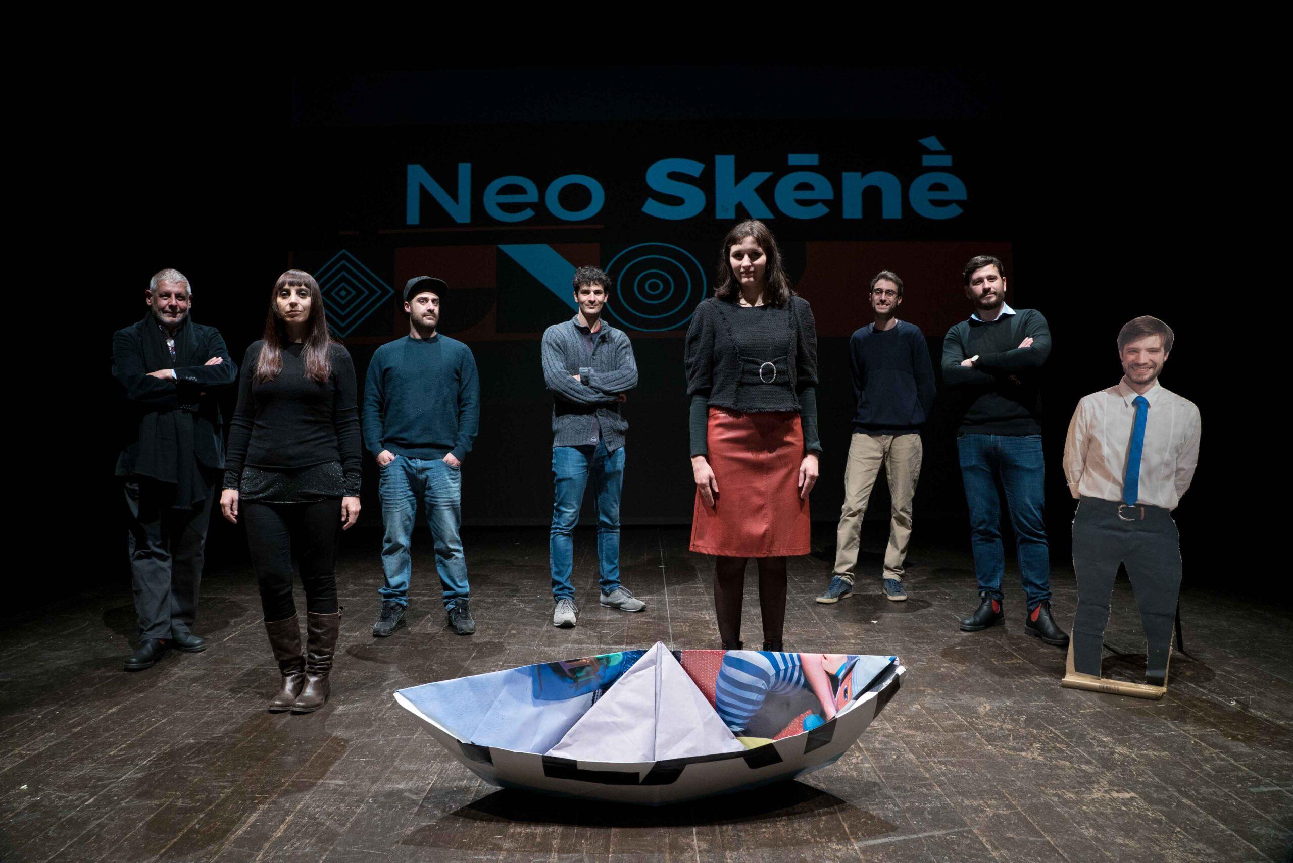 Neo Skēnḕ - Manifesti d'artista al teatro di Rifredi