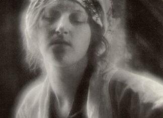 Imogen Cunningham particolare di Dream (1910)