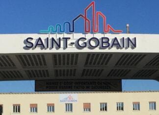 La sede della Saint-Gobain a Pisa