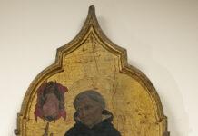 San Vincenzo Ferrer - pala
