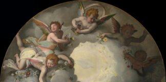 Alessandro Allori Annunciazione- Galleria dell'Accademia di Firenze 1080x1920