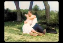 Frame di film porno vintage