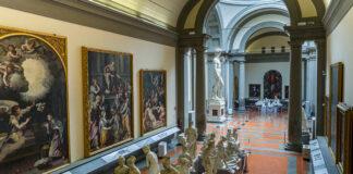 La galleria dell'accademia di Firenze