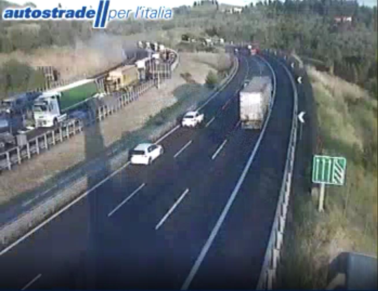 Webcam autostrade