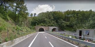 Autostrada A1 panoramica